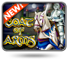 New RTG Slot - Coat of Arms Slot