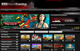 Play Castle Builder Slot at Next Casino