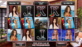 Playboy Free Spins 1