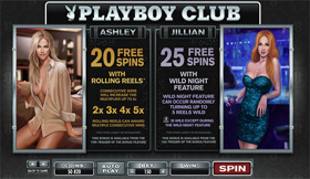 Play Boy Slot Free Spins