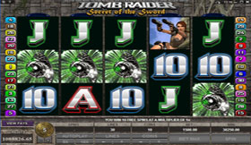 No Download Required for the Tomb Raider 2 Slot