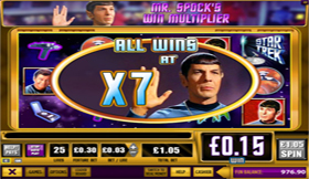 Star Trek Multiplier