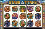 Stash Of The Titans - Click Here For Game Review