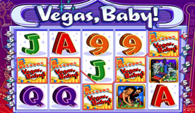 Vegas Baby JACKPOT 1 Of 20 Combinations
