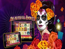 Beautiful Bones Slot is available on Mobile and Desktop