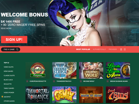 Casino-Mate accepts Players from Australia