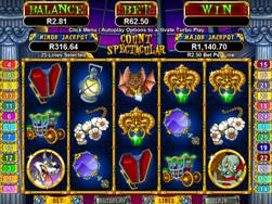 Count Spectacular Slot - New RTG Slot