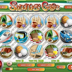 Play Summer Ease Slot at Kings Chance Casino