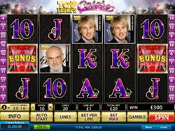 Famous Top Trumps Celebs Slots with No Download